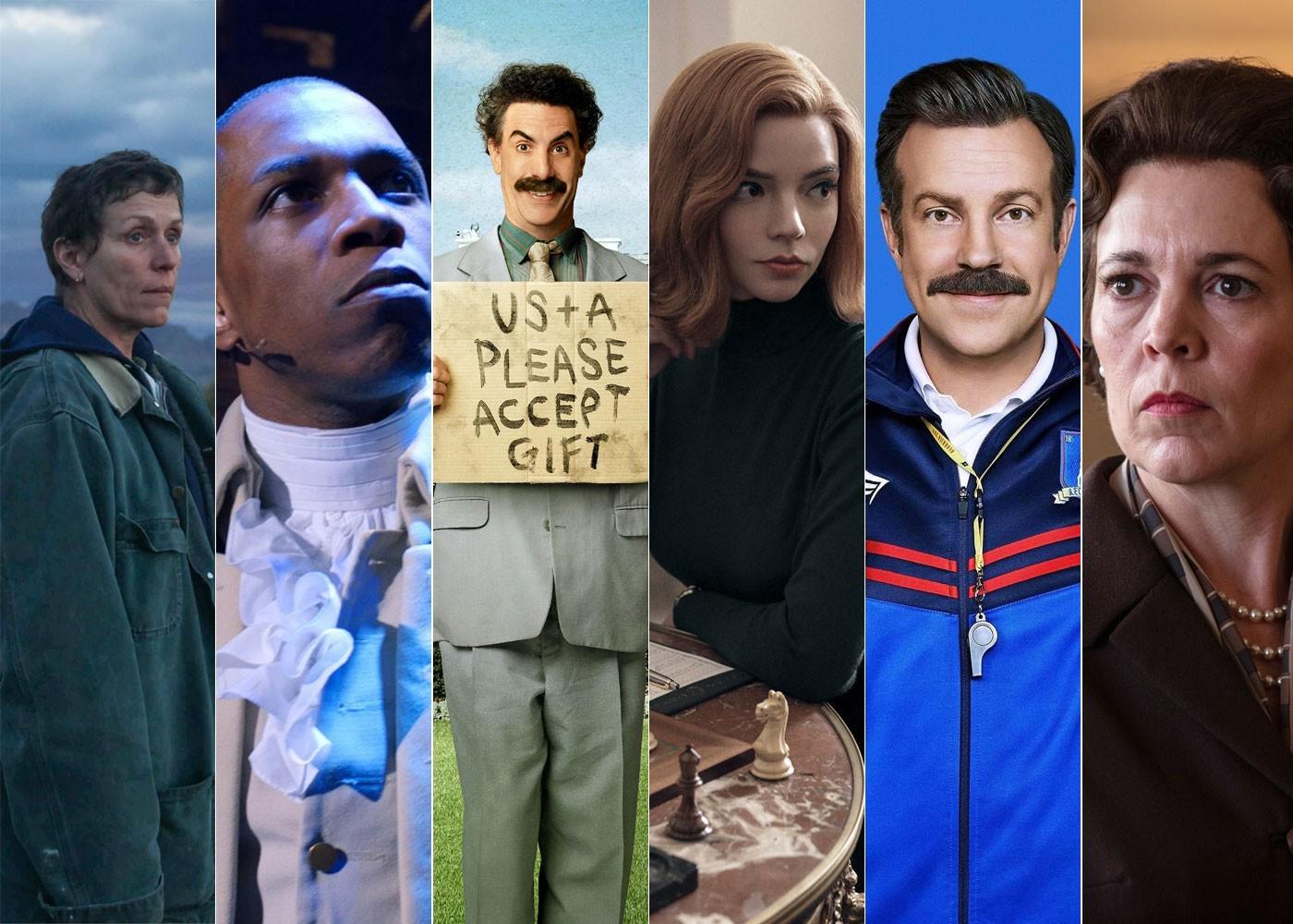 Globo de Ouro 2021 é neste domingo; veja favoritos, apostas e trailers
