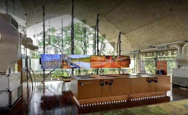 Prédio brasileiro vence prêmio de melhor edifício sustentável das Américas (Foto: Divulgação)