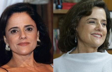 Marieta Severo interpretou a vilã Alma. Tia de Edu, era capaz de fazer de tudo pela felicidade do sobrinho. A atriz está escalada para a próxima novela das 21h, 'Um lugar ao sol' TV Globo