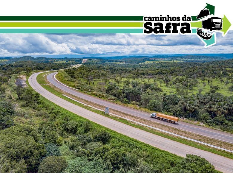 Caminhos da Safra  (Foto: Fernando Martinho/Ed. Globo)