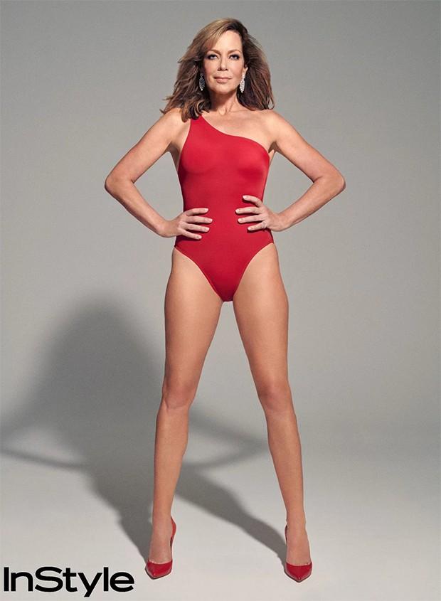 Allison Janney (Foto: InStyle)