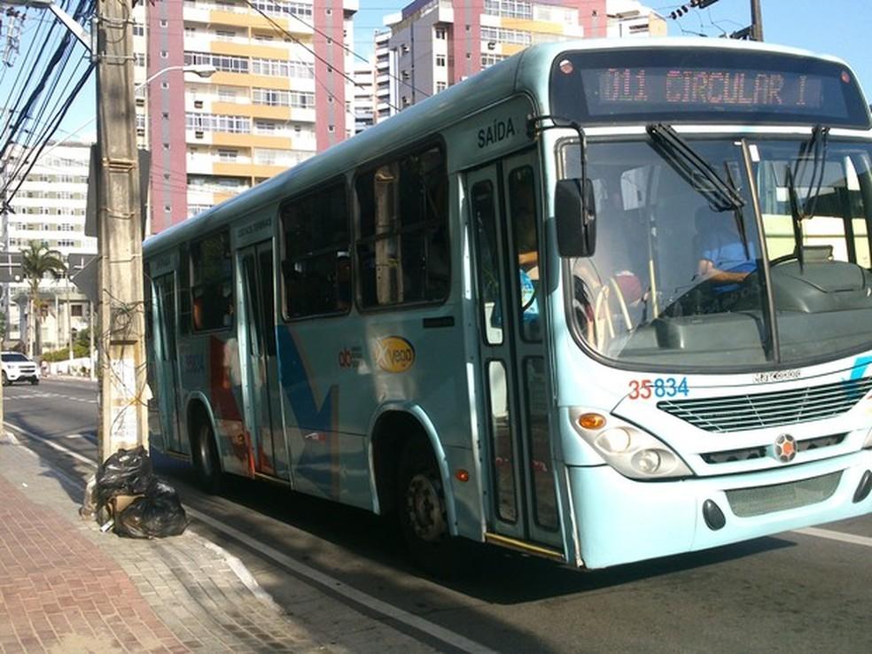 Passagem De ônibus Em Fortaleza Sobe Para R 340 Ceará G1