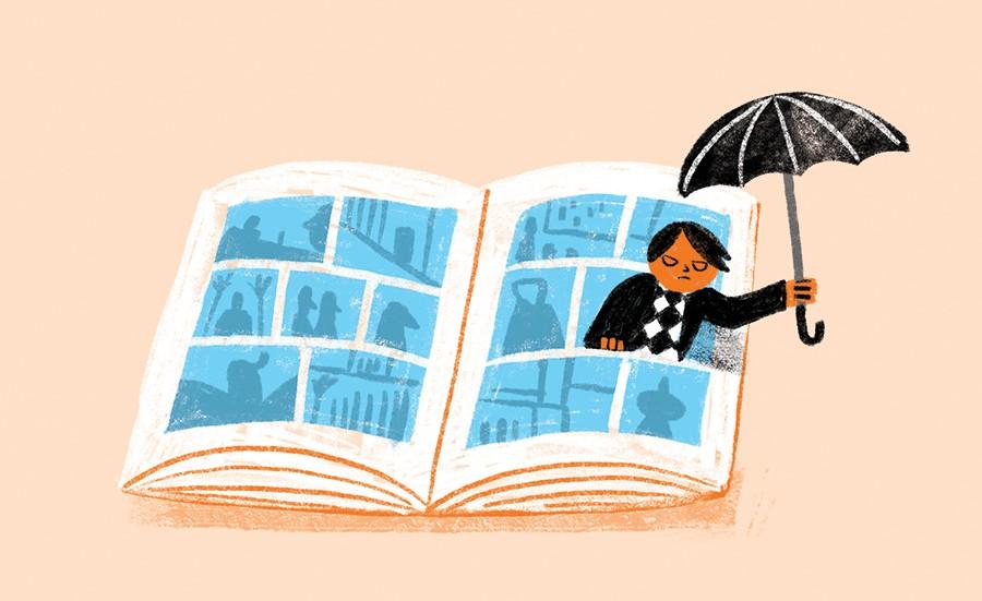 The Umbrella Academy (Foto: Ilustração: Ana Matsusaki)