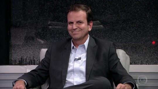 Veja o que é #FATO ou #FAKE na entrevista de Eduardo Paes ao RJ2