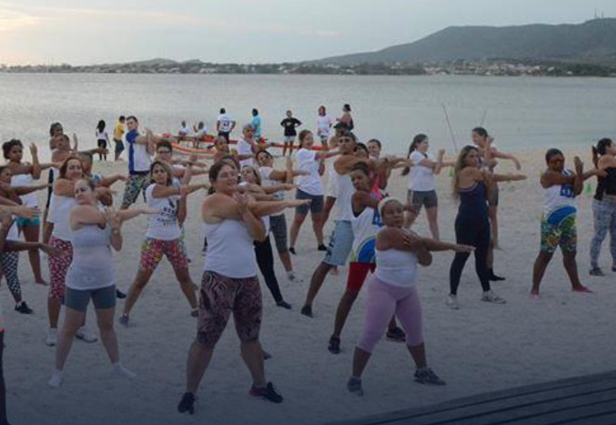 São Pedro da Aldeia, RJ, abre inscrições para aulas gratuitas de ginástica