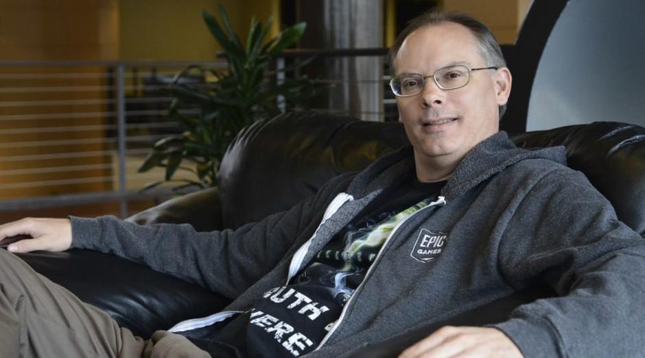 Tim Sweeney, fundador da Epic Games (Foto: Divulgação)