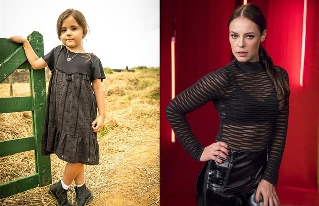 Paolla Oliveira passará a viver Virgínia, interpretada por Duda Batista na primeira fase (Foto: TV Globo)