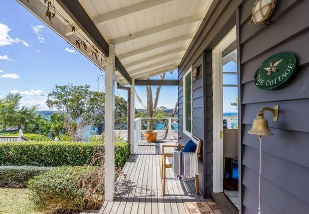 Casa em Sidney, disponível pelo Airbnb (Foto: Divulgação)