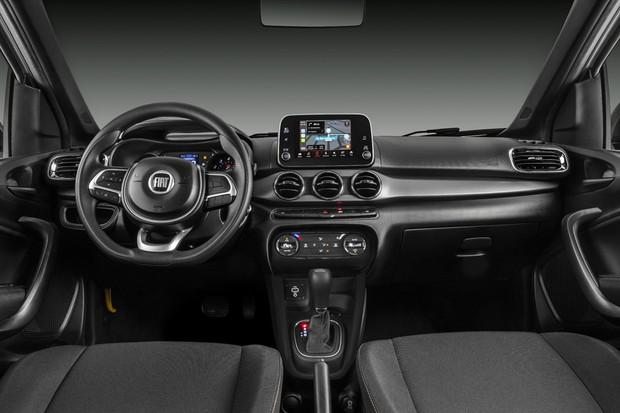 Fiat Argo Trekking 1.8 (Foto: Divulgação)