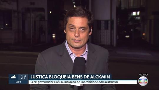 Justiça determina o bloqueio imediato dos bens de Geraldo Alckmin