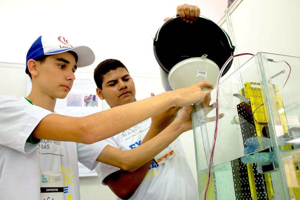 Inscrições para feira alagoana de ciências 'Experiment' terminam na  sexta - Notícias - Plantão Diário
