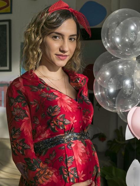 Lorena Comparato (Foto: Sergio Zalis/TV Globo)