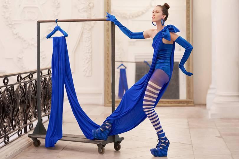 Jean Paul Gaultier's Fashion Freak Show (Foto: Reprodução )