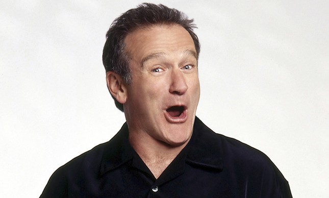 Robin Williams, o ator