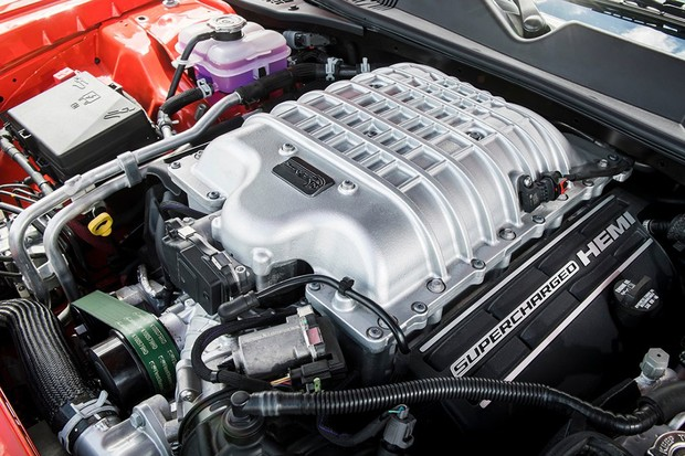 Novo Dodge Challenger SRT Super Stock 2020 (Foto: Divulgação)