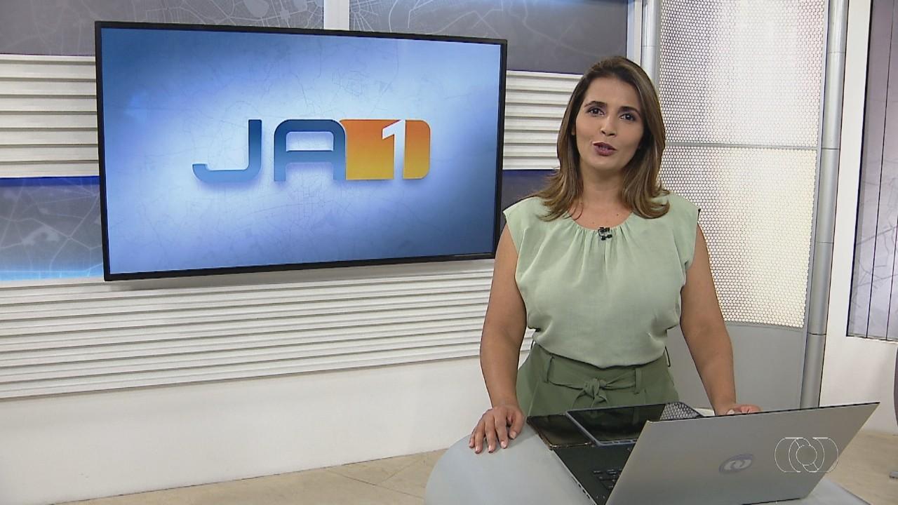 VÍDEOS: Jornal Anhanguera 1ª Edição de segunda-feira, 21 de junho de 2021