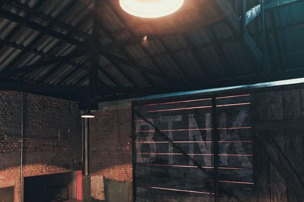 Bar BTNK reabre em antiga fábrica dos anos 30 na Mooca (Foto: Divulgação)