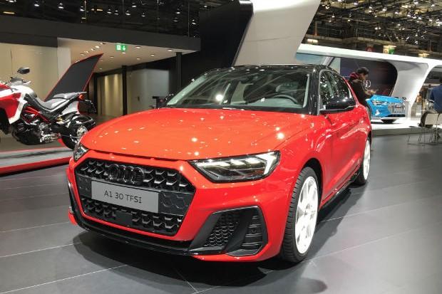 Audi A1 2019 (Foto: Michelle Ferreira/Autoesporte)