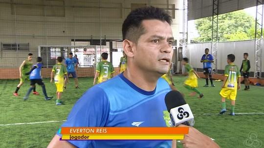 Aos 37 anos, artilheiro do Amapazão reafirma desejo de jogar o estadual pela última vez