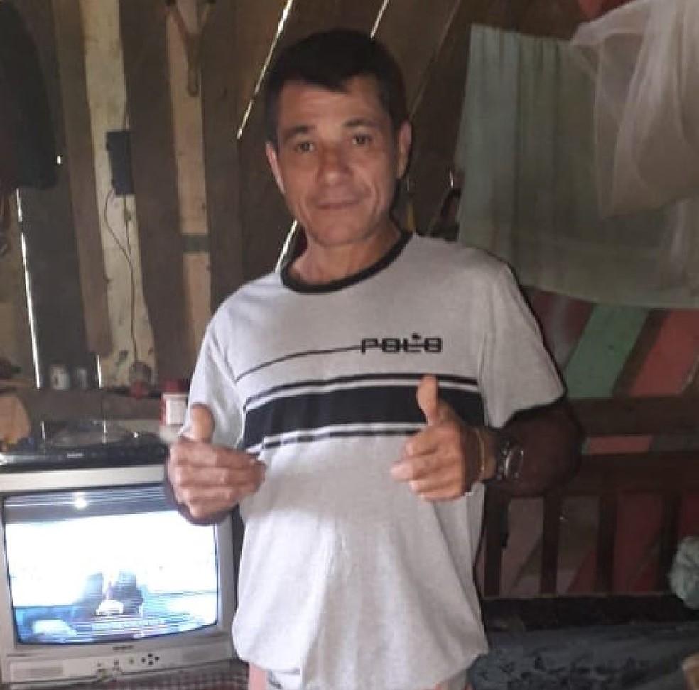 Homem de 50 anos é morto a facadas durante bebedeira no interior do Acre — Foto: Arquivo pessoal