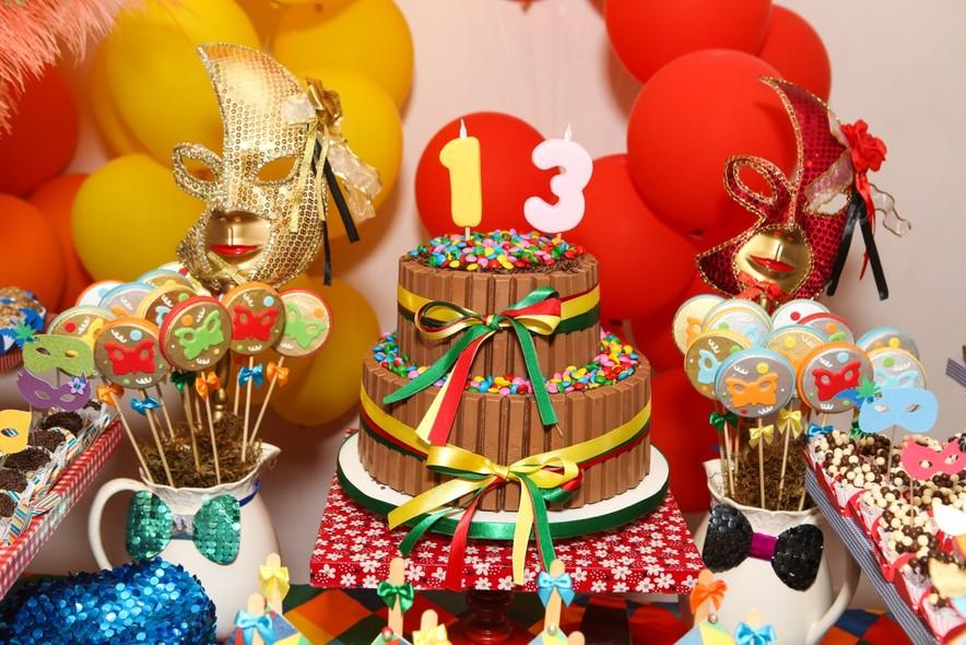 Tema Para Festa De Aniversário Carnaval Crescer Festa De