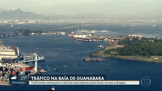 Baía de Guanabara: águas livres para o crime