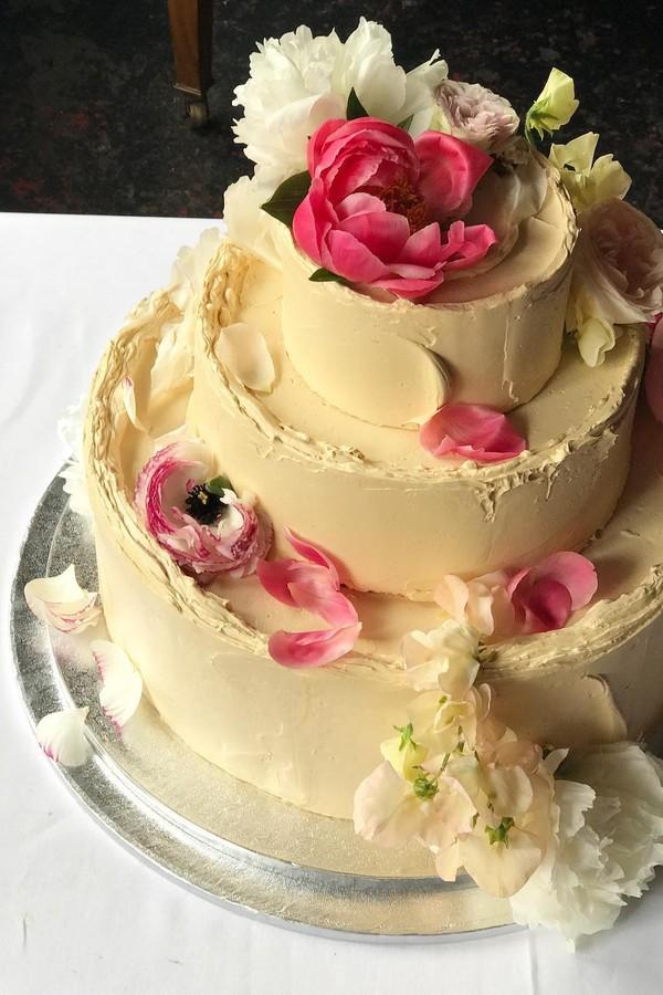 Bolos de casamento da Violet By Claire Ptak  (Foto: Reprodução)