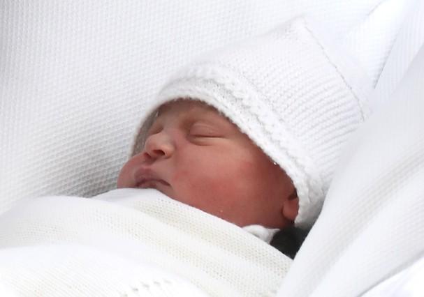 Terceiro filho de príncipe William e Kate Middleton (Foto: Getty Images)