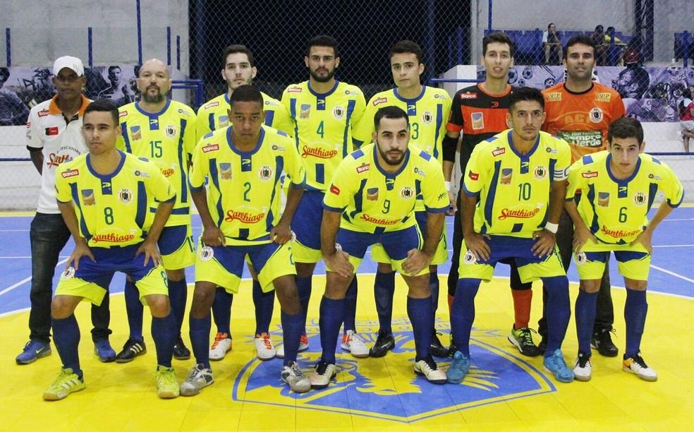 37530908ceb3d ... Associação Campinense de Futsal vai para a segunda fase da Copa do  Brasil — Foto