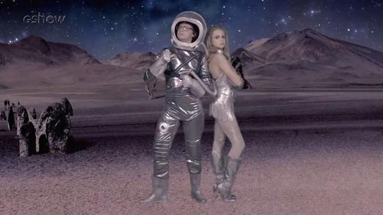 Isabella Scherer e Mikael Marmorato protagonizam cena espacial em 'Malhação - Viva a Diferença'