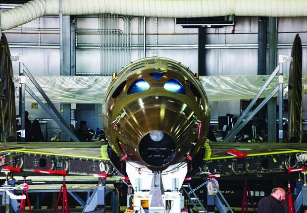 Boeing investirá US$20 milhões na Virgin Galactic, de viagens espaciais