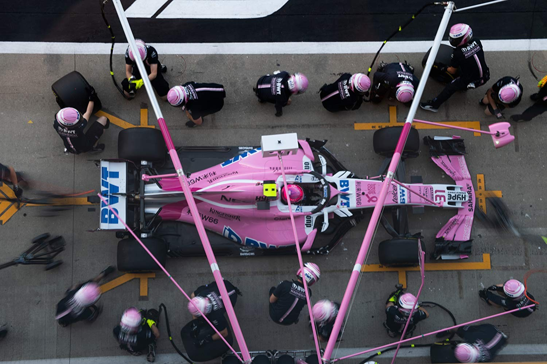 Cena de Fórmula 1: Dirigir para Sobreviver (Foto: Divulgação)