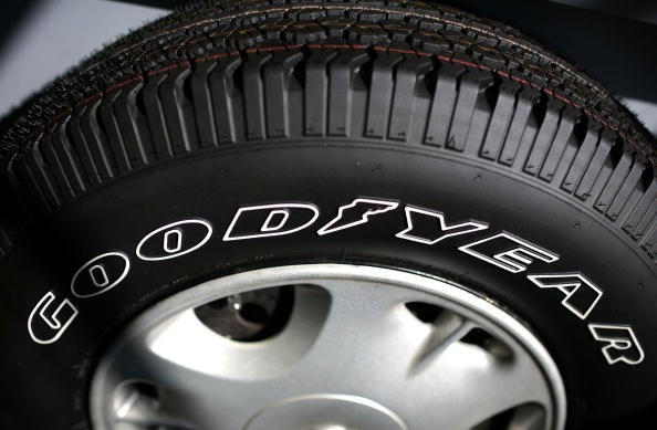 Pneu Goodyear (Foto: Getty Images)