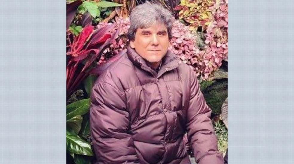 Empresário Fernando Azevedo Olivato, de 55 anos, morreu atropelado pela mulher em Ribeirão Preto — Foto: Reprodução/Facebook