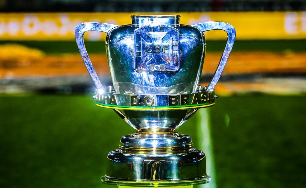 Copa do Brasil 2020 — Foto: Divulgação/CBF