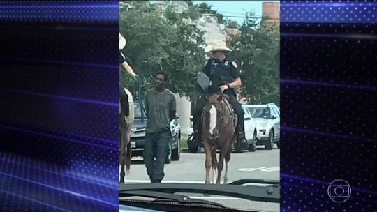Polícia dos EUA pede desculpas por imagem que viralizou na web