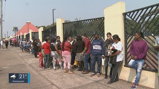 Ibaté sorteia 286 casas da CDHU entre 3,7 mil pessoas; entrega deve ocorrer em novembro