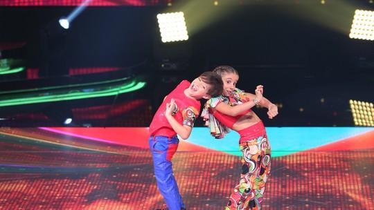 Gabriel Palhares encarna Nego do Borel em coreografia no 'Dancinha dos Famosos'