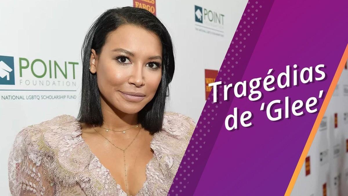 Naya Rivera, Cory Monteith, Mark Salling… Lembre de tragédias que envolveram atores de 'Glee'