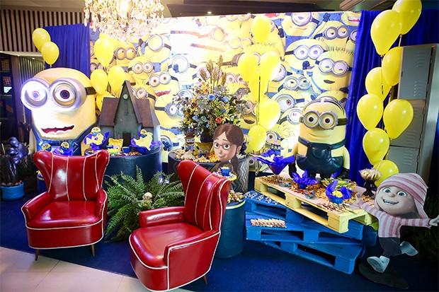 Detalhes da decoração (Foto: Manuela Scarpa/Brazil News)