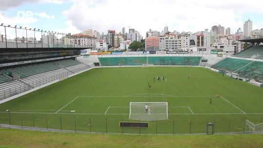 Faça um tour pelo estádio Alfredo Jaconi, do Juventude