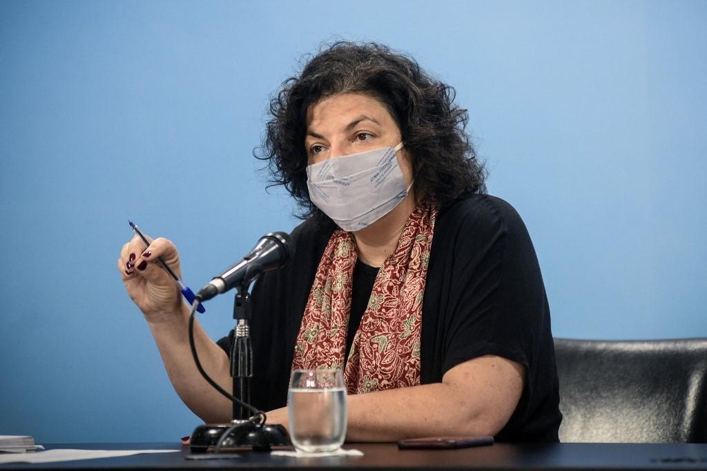 Argentina vive o 'pior momento da pandemia', diz ministra da Saúde do país