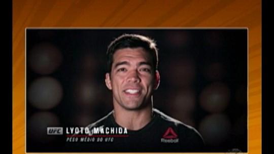 Lyoto Machida convoca os torcedores para o UFC Belém, no dia 3 de fevereiro