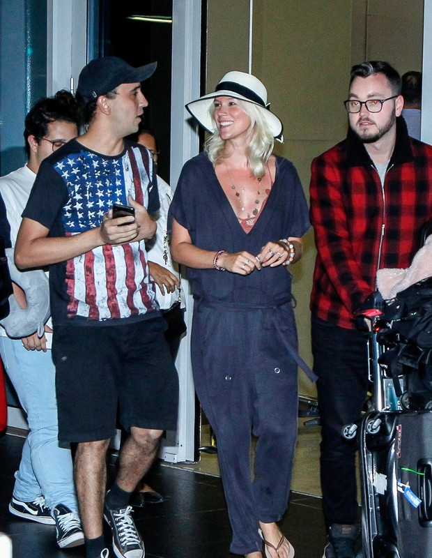 Jess Stones (Foto: Brazil news / Marcello Sá Barreto)