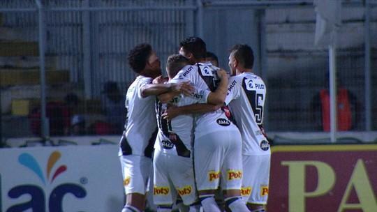 Os gols de Ponto Preta 3 x 0 Guarani pela 11ª rodada do Campeonato Paulista