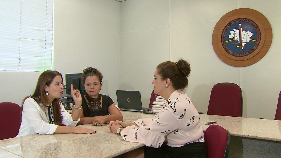 Promotores do Ministério Público de Pernambuco assumiram investigações de delegacia extinta em Pernambuco — Foto: Reprodução/TV Globo