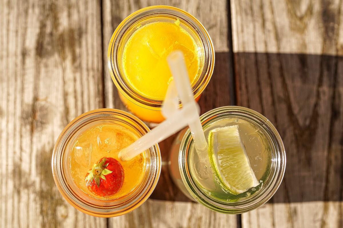 Canudo; bebida; drinque; bar (Foto: Pexels)