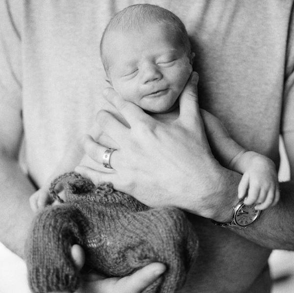 Remy, o segundo filho da cantora Kelly Clarkson (Foto: Instagram)