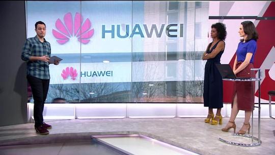 Huawei lançará sistema operacional Harmony para mais dispositivos, mas ainda não em smartphones e tablets
