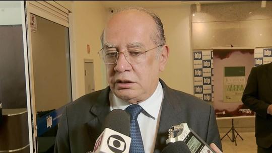 Gilmar Mendes diz que reajuste a ministros do STF é necessário e espera que Senado aprove